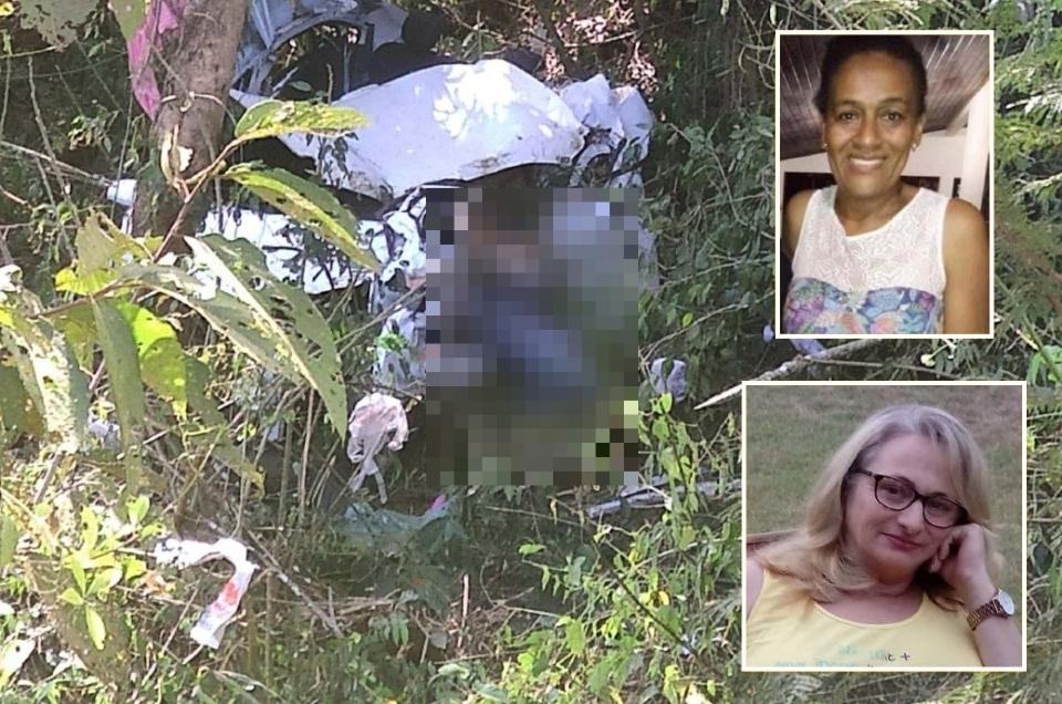 Acidente em rodovia deixa duas mulheres mortas e menino de 8 anos gravemente ferido