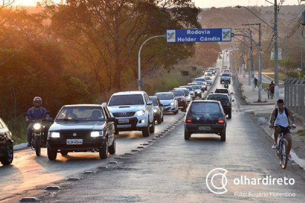 Portaria anula multas aplicadas a motoristas que dirigiam com farol desligado em quatro rodovias