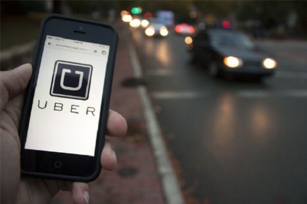 Uber em dinheiro