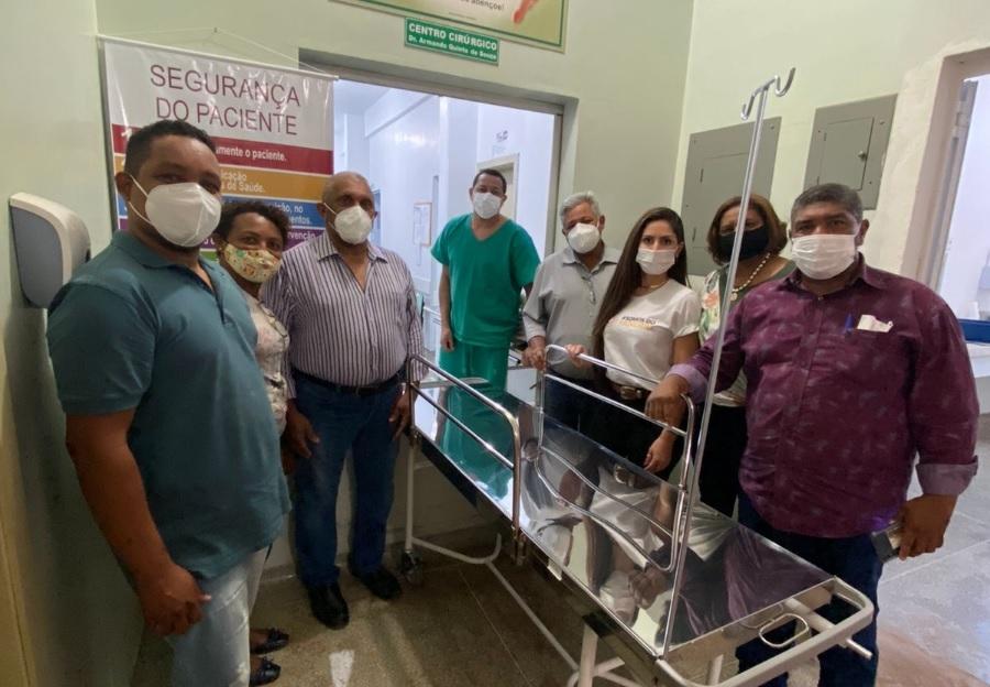 Hospital filantrópico do interior faz adequações para conseguir credenciamento com a Unimed