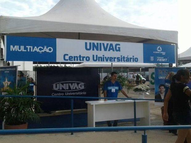 Univag é um dos parceiros do multiação que acontece neste sábado no bairro Santa Isabel