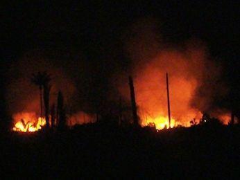 Incêndio em hidrelétrica de Colíder foi criminoso e sem razões trabalhistas, diz sindicato