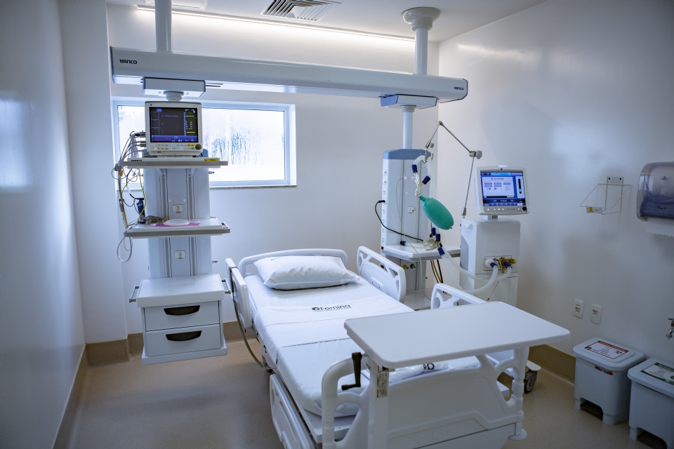 Hospital particular de Cuiabá zera número de pacientes com Covid-19 internados em UTI
