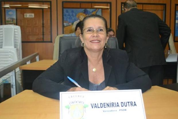 Vereadora do PSDB que teve vídeo de cobrança a Taques 'viralizado' é pré-candidata