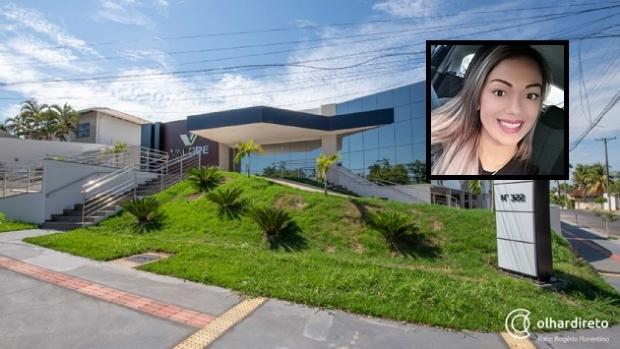 Hospital está localizado no bairro Santa Rosa.