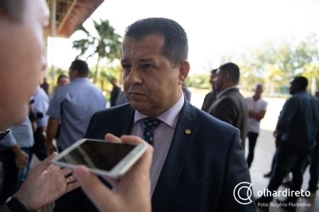 Valtenir vê filiação de Pivetta como 'sonho de consumo' e diz que MDB não discute candidatura de Emanuel