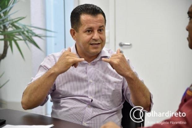 PF aponta que ex-deputado Valtenir seria líder de esquema que desviou R$ 600 mil de prefeituras
