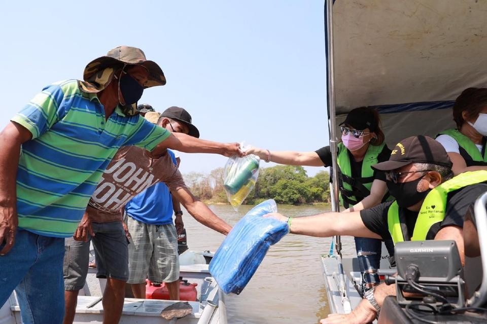 Ser Família no Pantanal