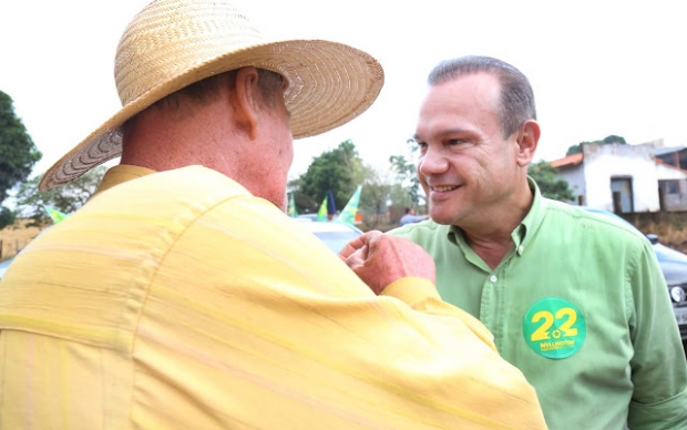 WF percorre 13 cidades em três dias e promete incentivar Ceasas
