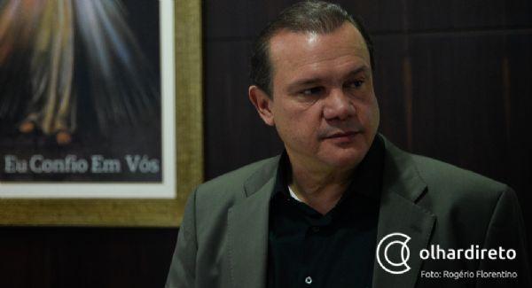 Wellington Fagundes é citado em questionamento da Polícia Federal enviado a Michel Temer