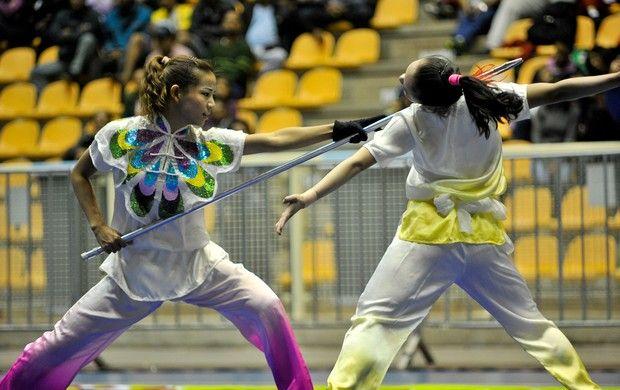 Campeonatos nacionais de Kung Fu Wushu começam nesta quarta em Cuiabá