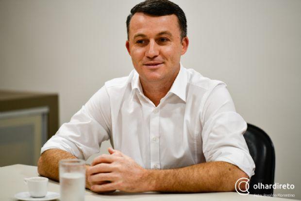 Xuxu Dal Molin defende que Blairo Maggi lidere a discussão do projeto de desenvolvimento de Mato Grosso
