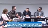 Comitê técnico e secretários de Controle Externo se reúnem para alinhar reestruturação