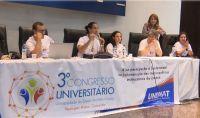 Unemat promove 3º Congresso Universitário