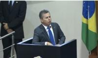Presidente do TCE-MT e conselheiros prestigiam posse do novo governador de Mato Grosso