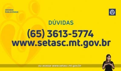 Cartão Ser Família Emergencial está sendo distribuído, saiba mais sobre o auxílio do Governo de MT