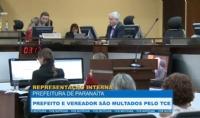 Prefeito e vereador de Paranaíta são multados pelo TCE