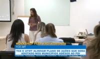 TCE e UFMT alinham plano de ações que será adotado nos municípios adesos ao PDI