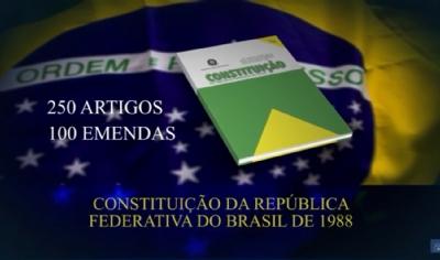 Constituição Federal completa 33 anos e a de Mato Grosso 32 anos