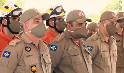 Corpo de Bombeiros lança mais uma etapa da operação Abafa Amazônia