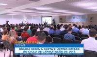 Cuiabá sedia a sexta e última edição do ciclo de capacitação Gestão Eficaz de 2018