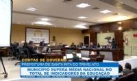 Santa Rita do Trivelato supera média nacional no total de indicadores da educação