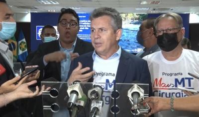 Governo lança o programa Mais MT Cirurgias com investimento de R$ 105 milhões na Saúde