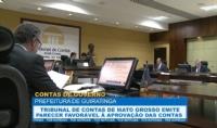 TCE emite parecer favorável à aprovação das contas de prefeituras