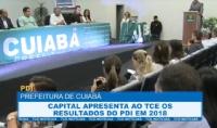 Prefeitura de Cuiabá apresenta ao TCE os resultados do PDI em 2018