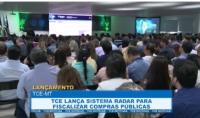 TCE lança sistema Radar para fiscalizar compras públicas