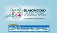 Sobre o I Laboratório Boas Práticas de Controle Externo