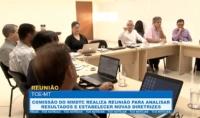 Comissão do MMD-TC realiza reunião para analisar resultados e estabelecer novas diretrizes