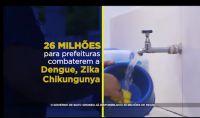 Governo de Mato Grosso fomenta combate ao mosquito da dengue