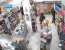 Flagra: dono de farmácia mata bandido durante assalto