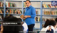 MT EM AÇÃO - Estrutura das Novas Escolas de MT