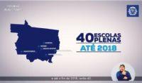 Mais de cinco mil alunos já tem acesso a escola plena em seis municípios de Mato Grosso