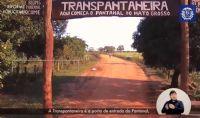 MT em Ação investe mais de R$ 12 milhões na Transpantaneira