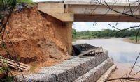 Governo retoma obras na ponte Benedito Figueiredo