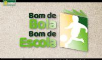Prefeitura lança programa Bom de Bola Bom de Escola