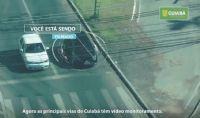 Prefeitura de Cuiabá foca na segurança no transito com videomonitoramento