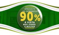 Mutirão fiscal de Sinop oferece descontos de até 90%; confira