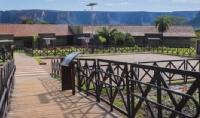 Complexo turístico da Salgadeira é reinaugurado