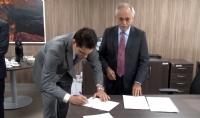 TCE assina Termo de Cooperação para auditar unidades de Conservação