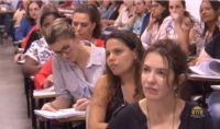 Aulas-palestra são ministradas gratuitamente por meio de projeto