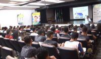 TCE Notícias - Cerca de 300 alunos de Cuiabá e VG participam do TCEstudantil em junho