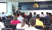TCE Notícias - Obras públicas norteiam capacitação para dezenas de pessoas.