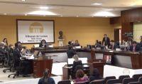 TCE Notícias - Cerca de 600 estudantes visitaram o Tribunal de Contas no mês de agosto