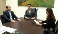 Conselheiro interino Isaias Lopes da Cunha toma posse como corregedor-geral do TCE