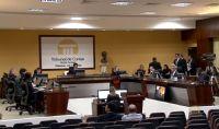 Acadêmicos de Araputanga visitam as dependências do Tribunal de Contas