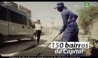 Prefeitura de Cuiabá - Operação Tapa Buracos beneficiou mais de 150 bairros